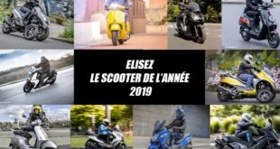scooter de l'année 2019