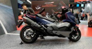 Exclusif Algérie : le MaxiScooter SYM MAXSYM TL disponible courant février 2020 !