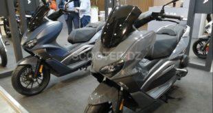 SCOOP : vidéo du scooter GT Sport VMS 200 / 300i ABS !