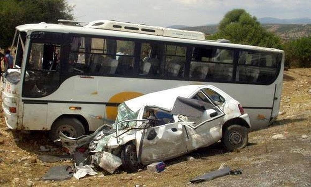 Accidents de la route : 3.275 morts et 31.010 blessées
