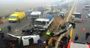 Accidents de la route : Alger en tête du classement au niveau national en 2019