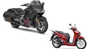 Honda : tarif des nouveaux SH 125