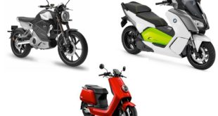 Marché motos et scooters électriques : le bilan 2019