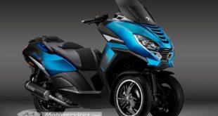 Peugeot Metropolis RS 2020 : du concept au modèle de production