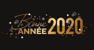 Bonne Année 2020 à tous les scootéristes d'Algérie !