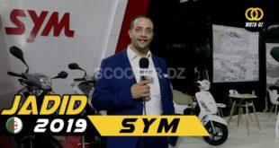 """SYM Algérie [Vidéo] : Retour sur la gamme scooter 2019 """"Made in Algeria"""""""