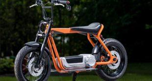 IRONe ? Le scooter électrique Harley-Davidson en dévoile un peu plus