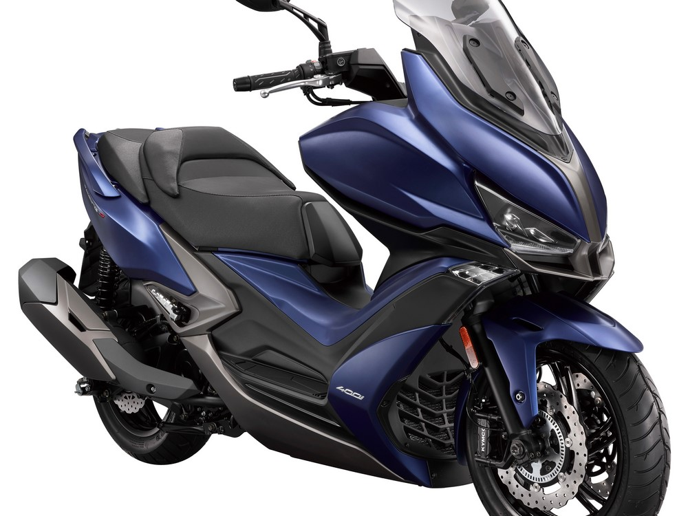 5 ans de garantie sur les scooters Kymco de 125 et plus