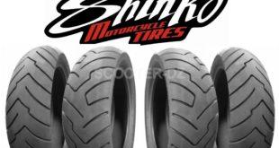 Shinko Algérie : promotion sur les pneus pour TMAX 530 & C650 Sport
