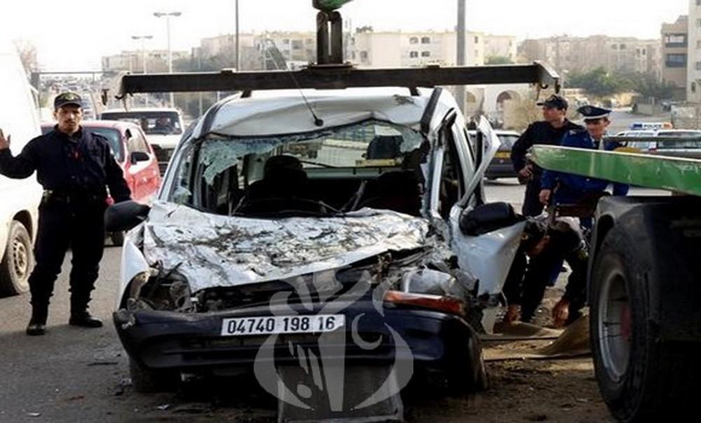 Accidents de la route : 9 morts et 355 blessés
