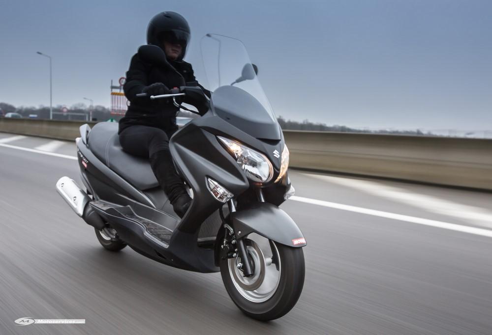 Suzuki : adieu GSX-R 1000 et Burgman 125 - 650 !