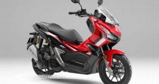Honda ADV 125 pour 2021