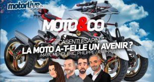 La moto a-t-elle un avenir