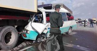Sécurité routière : poursuite à Alger de la campagne initiée par la Gendarmerie nationale