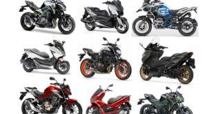 Top 50 meilleures ventes moto et scooter janvier 2020