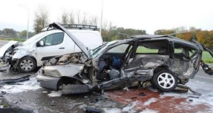 Accidents de la route : 13 morts et 220 blessés