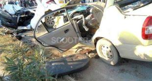 Accidents de la route : 13 morts et 393 blessés en zones urbaines en une semaine