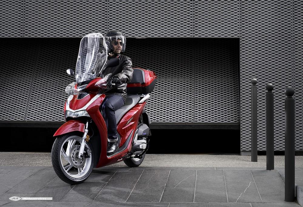 Tout sur le Honda SH 125 2020