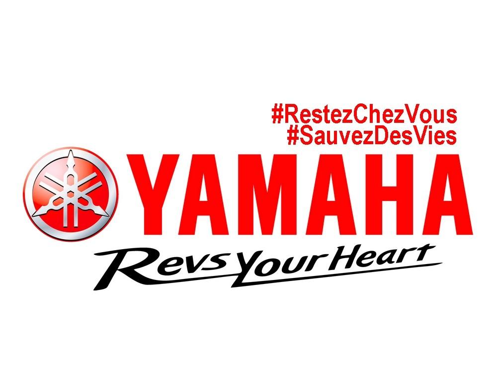 Yamaha Algérie : Fermeture de la concession pour cause de COVID-19