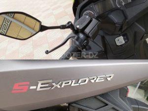 SAM Algérie : le scooter GT S-Explorer 300 disponible à El Eulma
