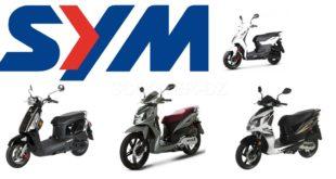 """SYM Algérie : disponibilité de la gamme """"Scooter"""" pour le mois d'Aout 2020"""
