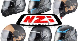 NZI Helmets Algérie : Disponibilité et Tarif de la Gamme 2020