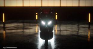 scooter électrique avec 300 km d'autonomie