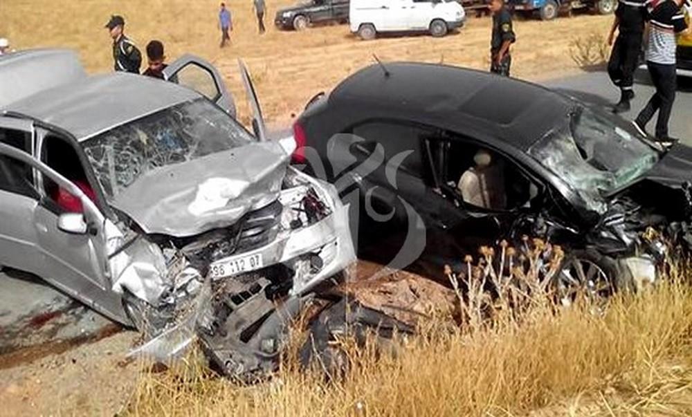 Accidents de la circulation : 10 morts et 273 blessés en 48 heures