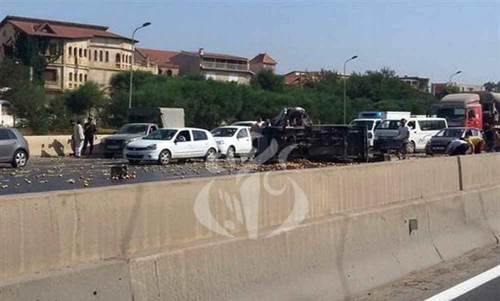 Accidents de la route : 878 morts et 8023 blessés