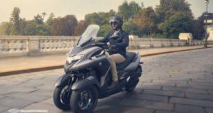 prix du Yamaha Tricity 300