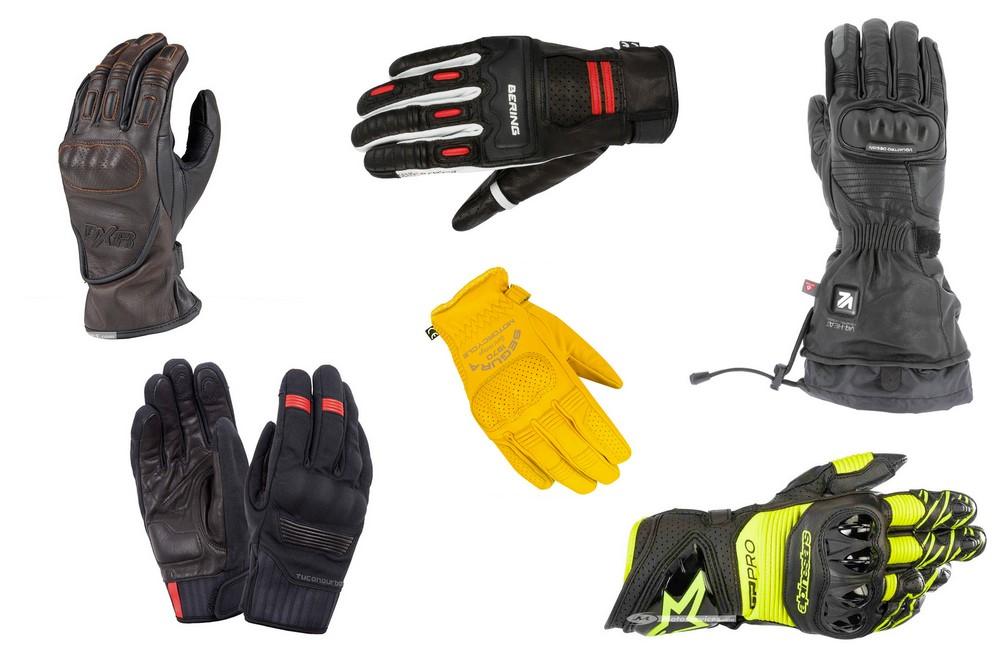 Débuter à moto : bien choisir ses gants