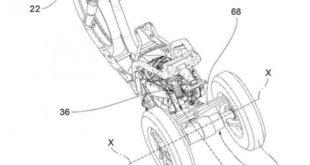 Piaggio réinvente le trois-roues