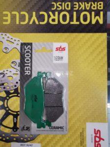 SBS Algérie : Arrivage plaquettes / disques dont Yamaha TMAX 560