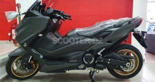 Yamaha Algérie : Le TMAX 560 TECH MAX à 2.550.000 de dinars !