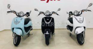 SYM Algérie : SYM Allo 125 disponible à 219.000 dinars !