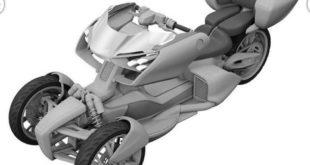 Un trois roues hybride en approche chez Yamaha ?