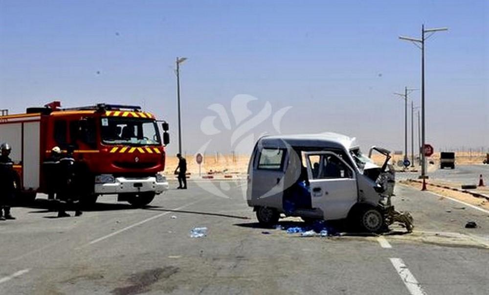 Accidents de la circulation : 22 morts et 1229 blessés en une semaine