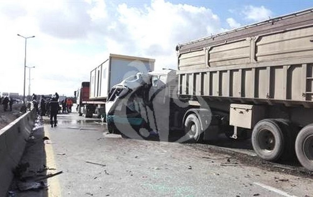 Accidents de la route : 1065 morts et 9708 blessés durant les 5 premiers mois de 2020