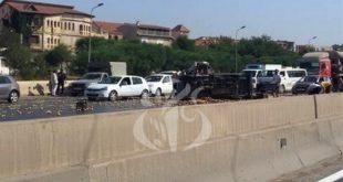 Accidents de la route : 18 morts et 1095 blessés