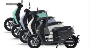 Horwin EK3, un nouveau e-scooter équivalent 125
