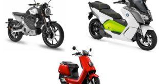 Marché scooters électriques juin 2020