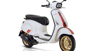 Vespa Racing Sixties : tarifs et dispo