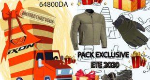 Idée Shopping : le Super Pack équipement IXON avec remise de 10 %