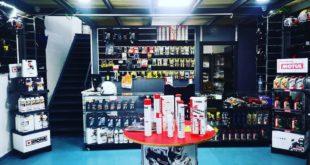 Moto Rimy : le showroom et atelier maintenance pour Scooters et Motos !