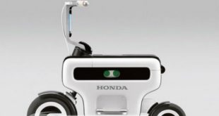 Honda : le retour du e-Motocompo ?