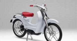 Le Honda e-SuperCub est en route ?