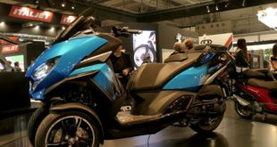 Nouveau Peugeot Metropolis 400 2020 : lancement de la prod à Mandeure !